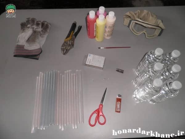 Making decorative flowers (1)