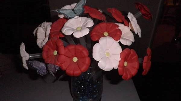 گلهای تزئینی و زیبا