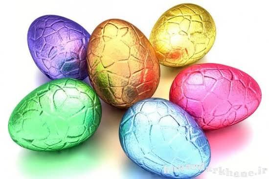 تزئین تخم مرغ هفت سین