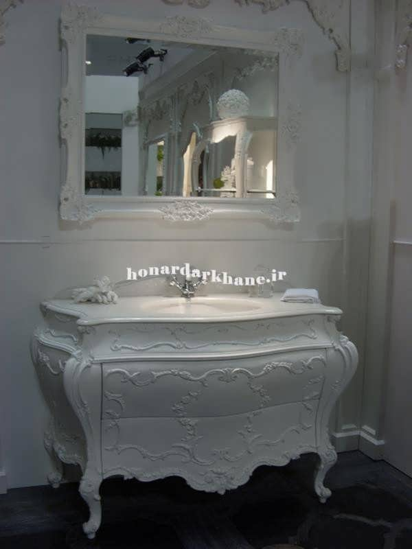 چیدمان حمام عروس