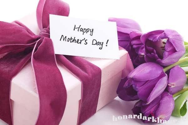 تزئین هدیه روز مادر