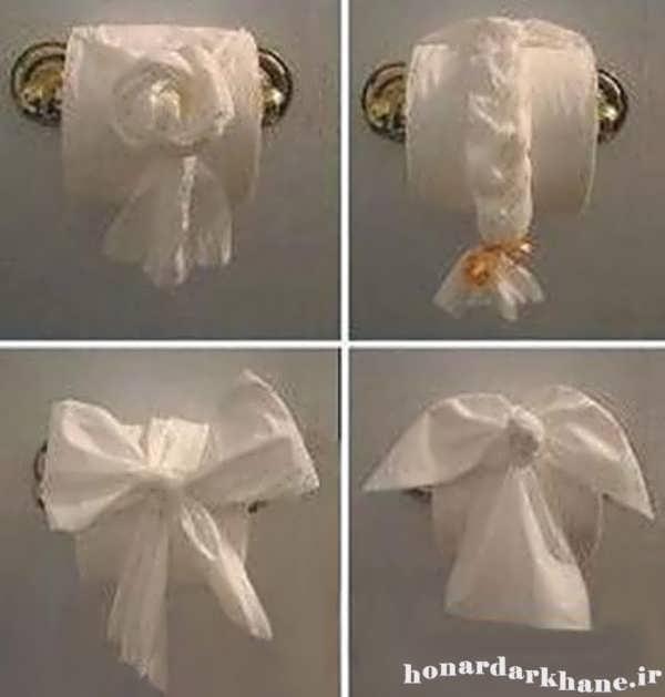 تزئین جهیزیه عروس