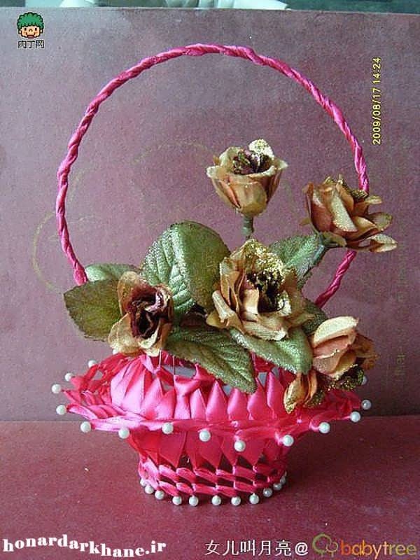 ساخت گلدان
