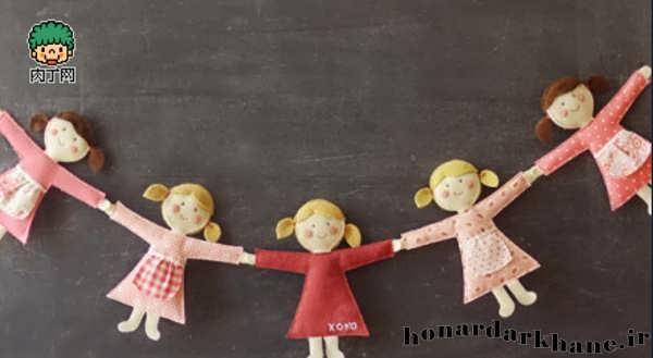 ساخت عروسک