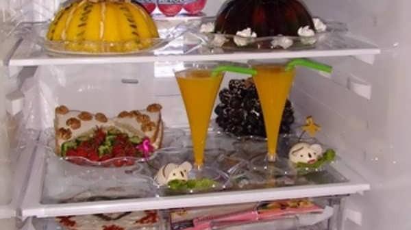 یخچال عروس