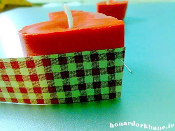 ساخت شمع
