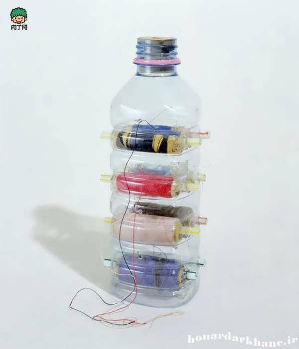 کاردستی با بطری