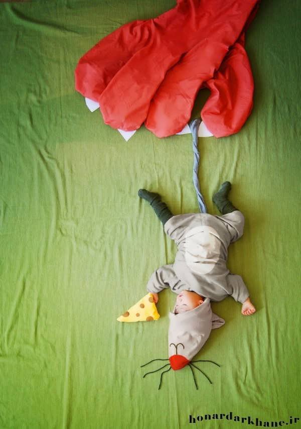 عکاسی از نوزاد