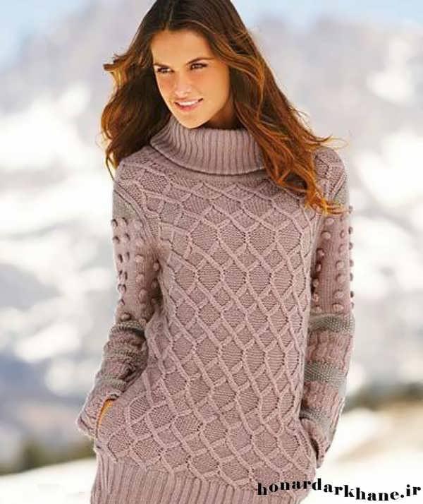 Всем привет! . Модный свитер женский фото, вязаный свитер спицами 2015 является прекрасной теплой одеждой в период
