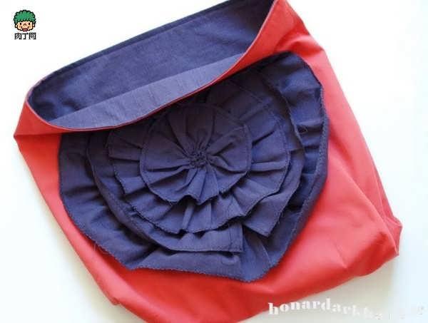 دوخت کیف پارچه ای