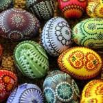 تخم مرغ رنگی
