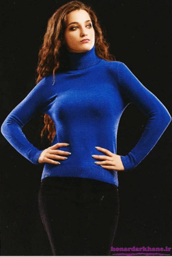 مدل لباس بافتنی