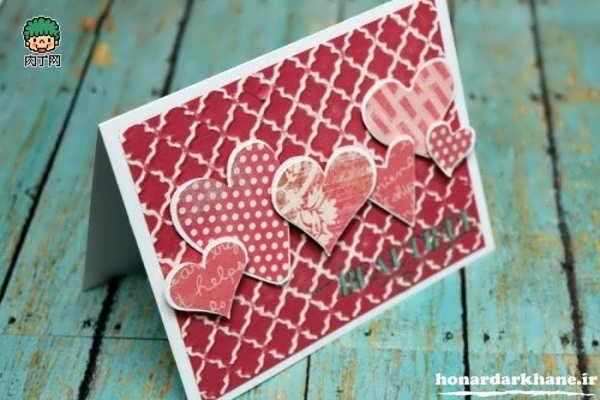 کارت پستال ولنتاین