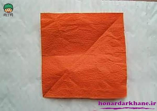 ساخت کاردستی با کاغذ