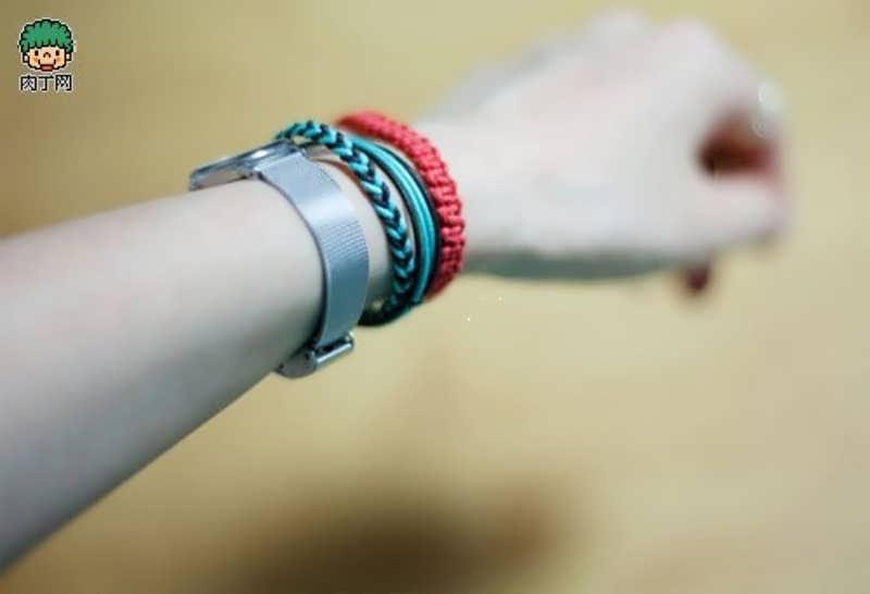 وسایل مورد نیاز برای ساخت دستبند آموزش ساخت دستبند دوستی چرمـی جدید و  زیبا درون منزل