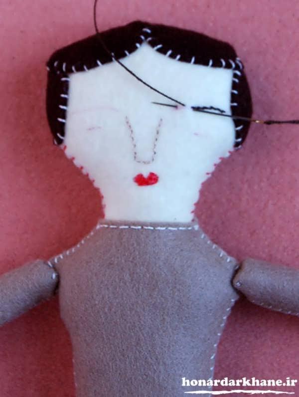 عروسک سازی