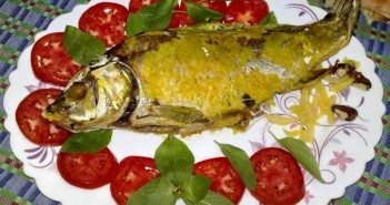 پخت ماهی
