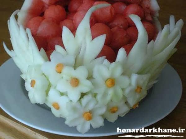 عکس میوه آرایی