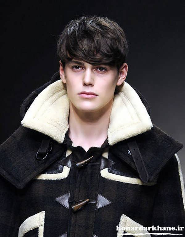 مدل مو مردانه 2015