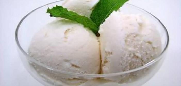 طرز تهیه بستنی