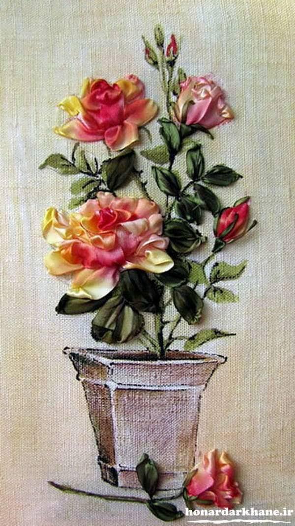 گل روبانی