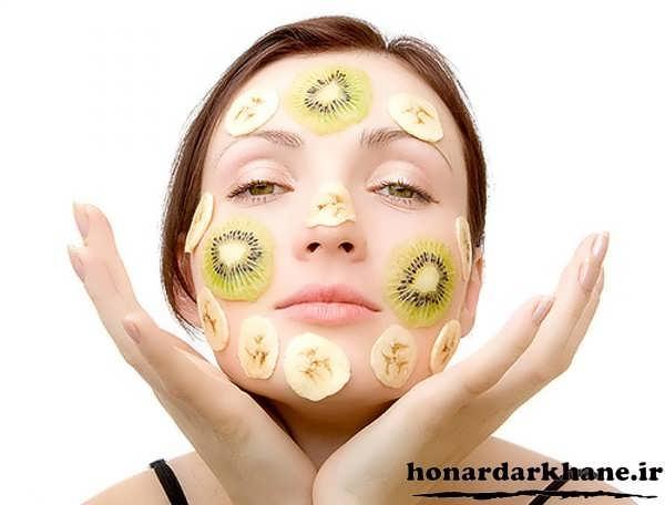 ماسک برای پوست چرب
