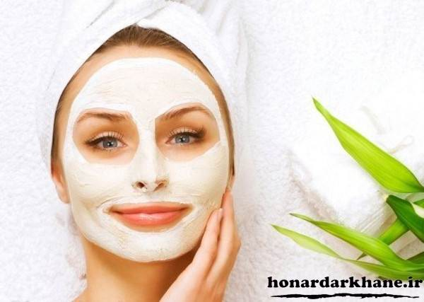 درمان پوست چرب