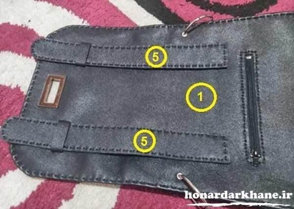 کیف دست دوز