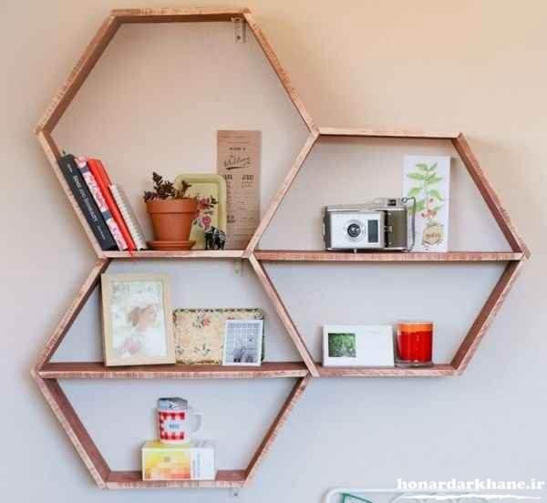 ایده های جدید و خلاقانه تزیین منزل با وسایل دور ریختنی و ساده