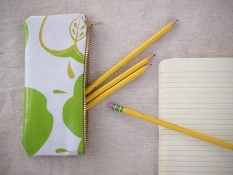 آموزش ساخت جامدادی پارچه ای زیبا و جدید با الگو