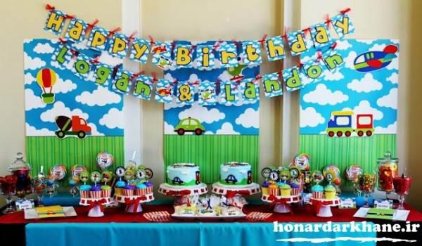 تم جشن تولد
