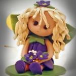 مدل عروسک خمیری