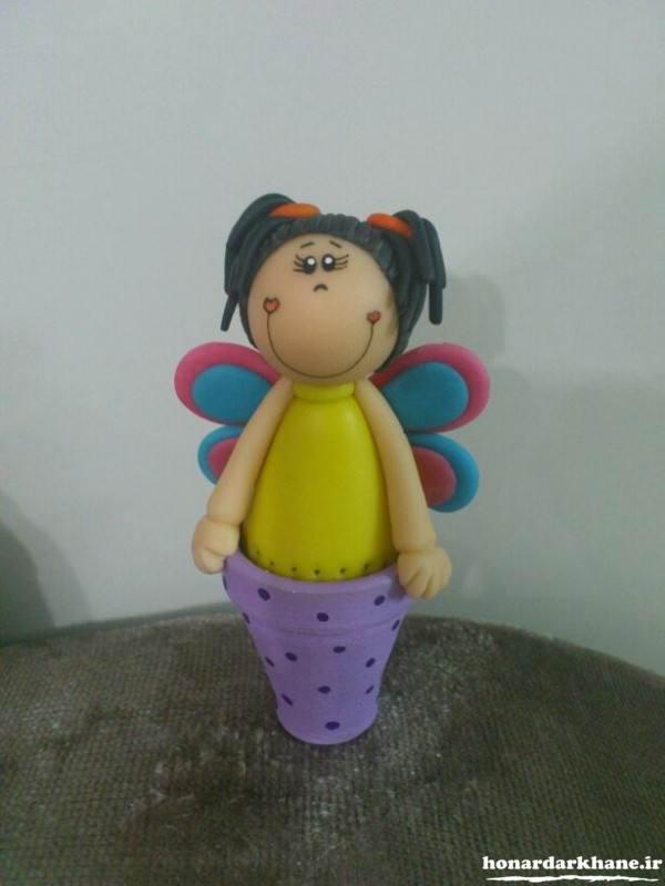 عروسک خمیری جدید