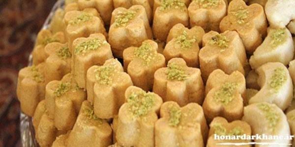 پخت شیرینی عید