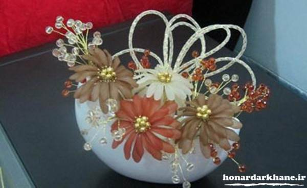 گل کریستالی زیبا