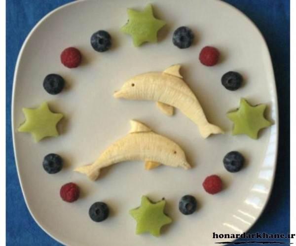 تزیینات میوه و سفره