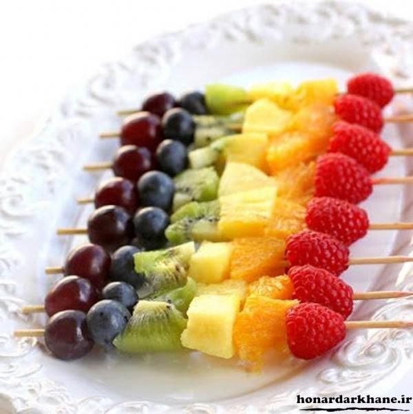 مدل میوه آرایی