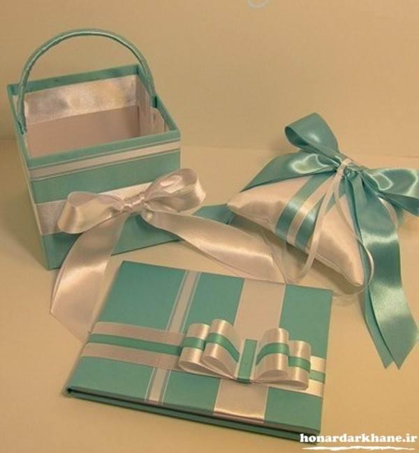 تزیین جدید هدایای عروس