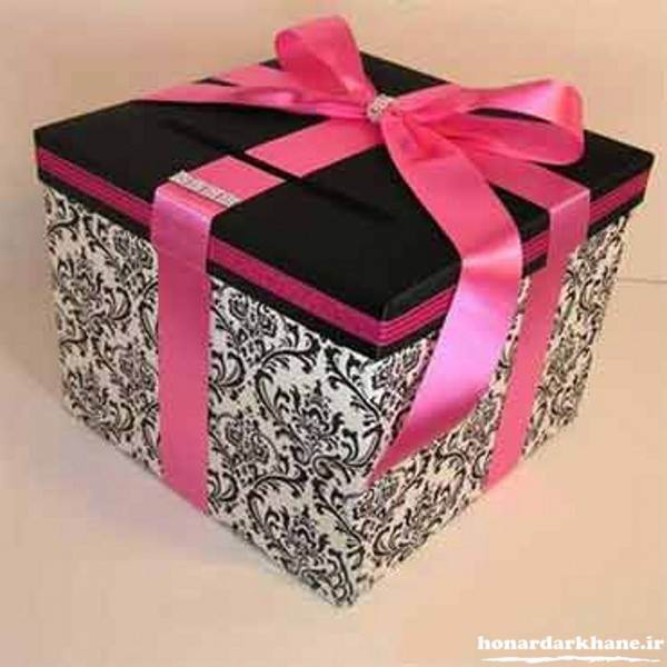 جعبه هدیه جدید و زیبا