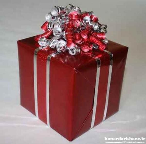 جعبه کادو تولد