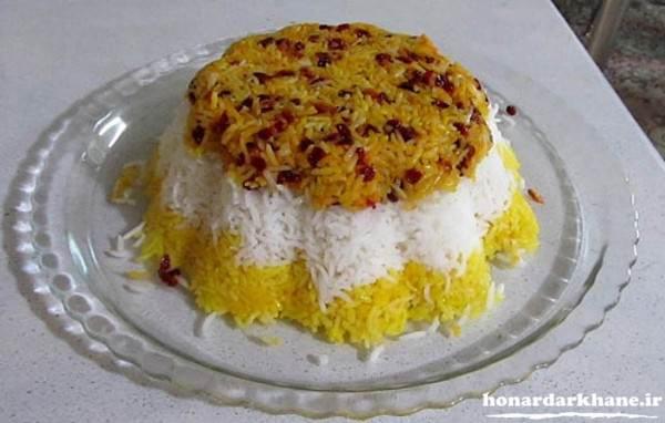 برنج قالبی