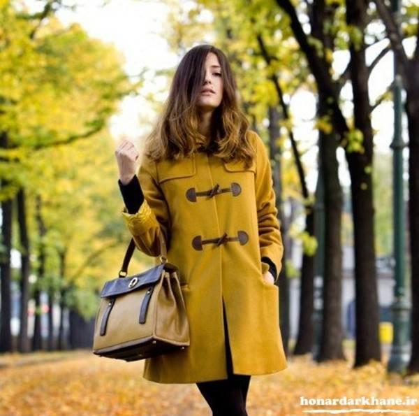 مدل پالتو جدید دخترانه و زنانه