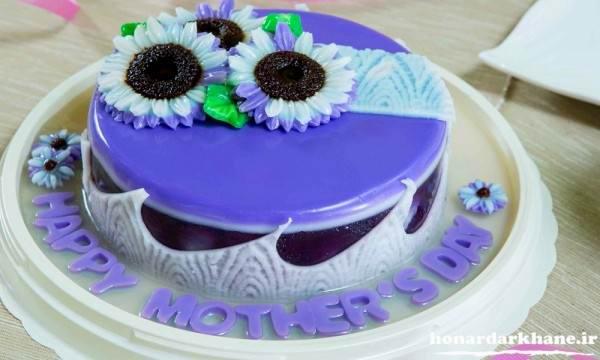 کیک ژله ای