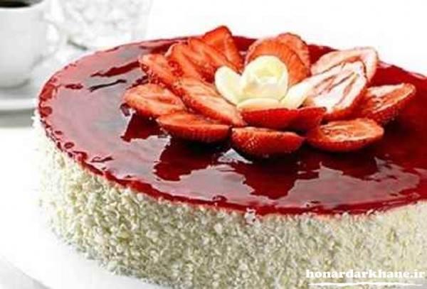 عکس تزیین کیک