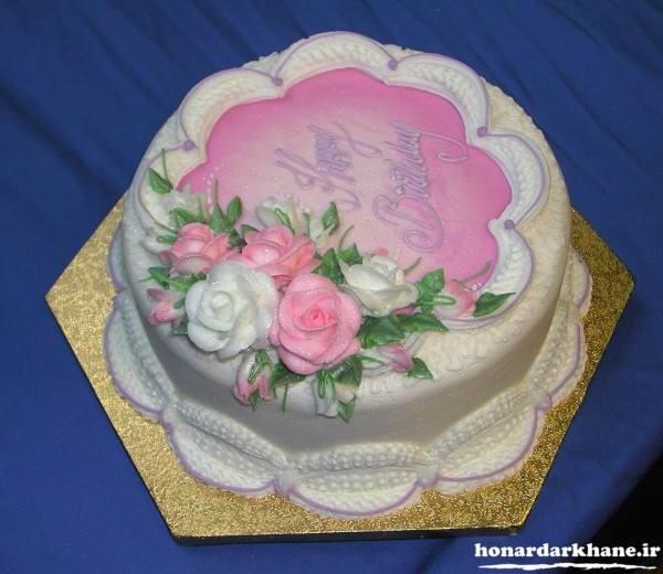 نزیین جدید کیک