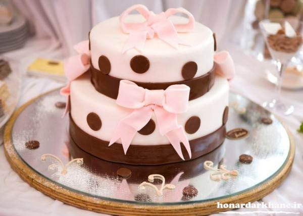 تزیین جدید کیک