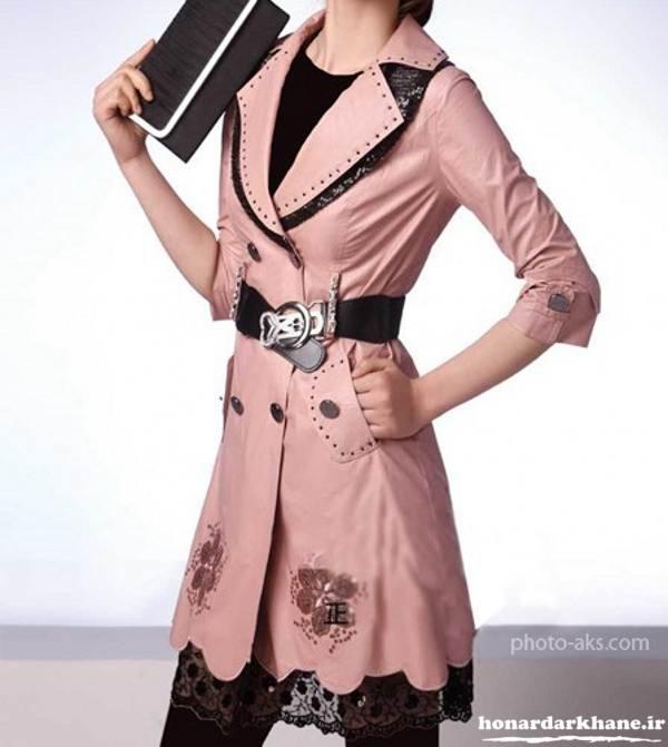 مدل مانتو دخترانه 95