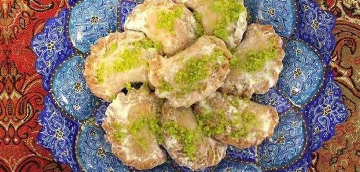 طرز تهیه شیرینی قطاب خانگی مخصوص عید نوروز