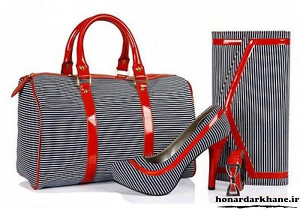 کیف و کفش جدید