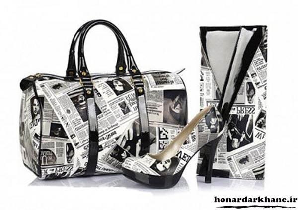 کیف و کفش جدید دخترانه